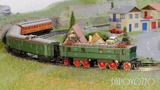 Железнодорожный макет PAROVOZZO - Mitropa(Компактная железная дорога PAROVOZZO Домашний макет железной дороги. Простой в управлении, лёгкий в эксплуатац..., 2015-07-30T13:35:23.000Z)