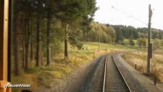 Oberweißbacher Bergbahn; Flachstrecke (Lichtenhain-Cursdorf)