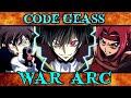 The Greatest Ending In Anime - Code Geass War Arc