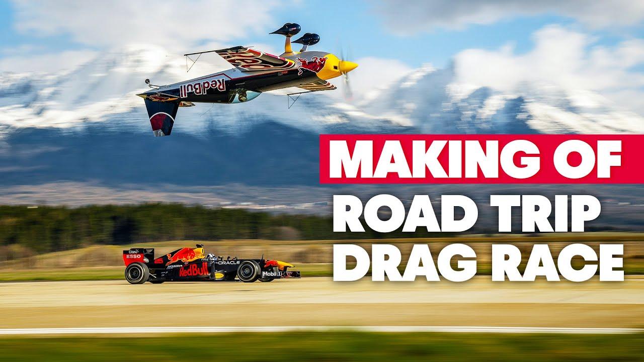 Formula 1 vs Race Plane: How it was made