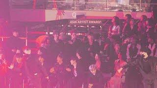 BTS (방탄소년단)을 열광하게 한  세븐(SE7EN) - PASSION(열정) @181128 AAA[ 4k Fancam/직캠]