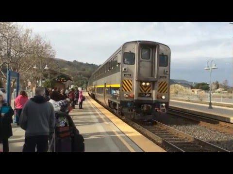 Amtrak San Joaquin - 2016 (Bakersfield to Martinez, CA)