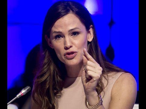 Jennifer Garner Bucks Liberal Hollywood Trend by Engaging With Trump Admin.