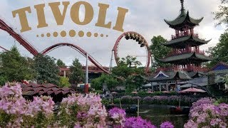 tivoli Gardens 2019 Tour & Review with The Legend