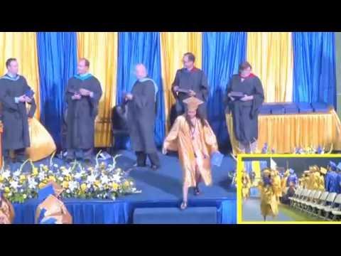 Bishop Amat Memorial High School Graduation 2015 No 4 - Udee JN