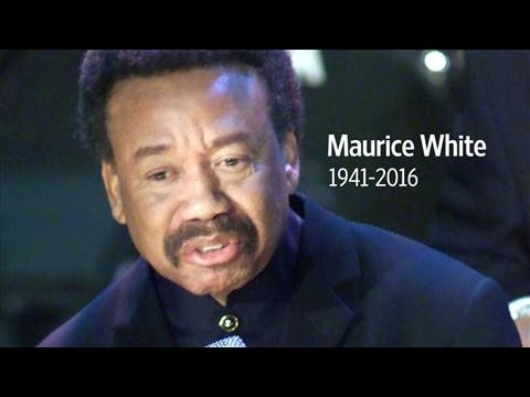 Earth, Wind & Fire's Founder Maurice White Dies