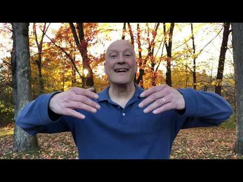 Robert Rivest 8 Min Stress Relief! Mindfulness, Laughter Yoga & Qigong