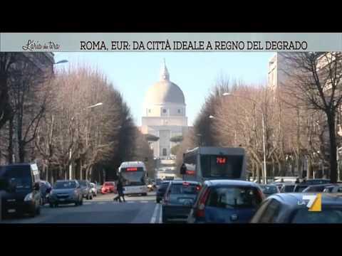 Roma, Eur: da città ideale a regno del degrado