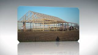 Custom Barn Construction Tulsa Oklahoma : D Cross Barn Co.