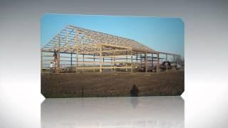 Custom Barn Construction Tulsa Oklahoma : D Cross Barn Co.