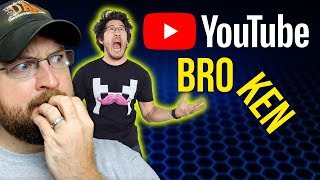Youtube Is Broken and Why Markiplier Says So