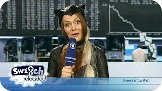 Börse vor acht im Ersten mit Domina Anja Kohl