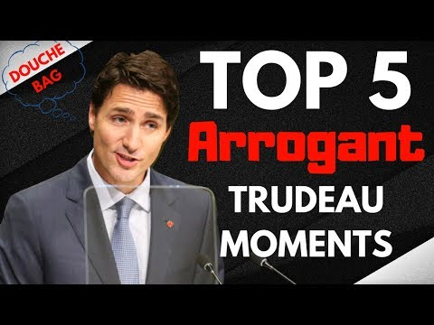 TOP 5 ARROGANT Trudeau Moments | Worst of Trudeau