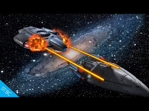 U.S.S. Defiant vs U.S.S. Prometheus! - Star Trek Bridge Commander Kobayashi Maru