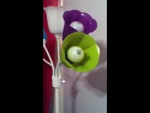 New floor lamp - YouTube
