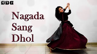 Easy Dance steps for Nagada Sang Dhol song | Shipra's Dance Class