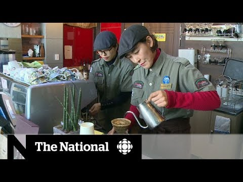 Olympics threaten South Korea's coffee culture