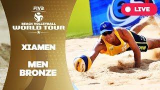 Xiamen  - 2018 FIVB Beach Volleyball World Tour - Men Bronze