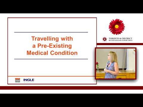 Travel Medical Insurance & Pre-Existing Conditions: What You Need To Know