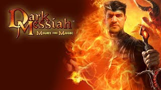 [18+] Шон играет в Dark Messiah of Might & Magic (PC, 2006)