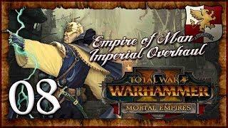 Video Ostermark's Valiant Vampire-Slayers! | Empire of Man | WARHAMMER 2 | The Empire | #8 download MP3, 3GP, MP4, WEBM, AVI, FLV Agustus 2018