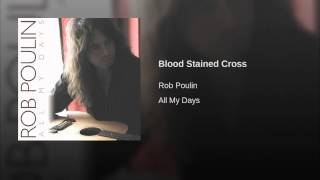 Blood Stained Cross