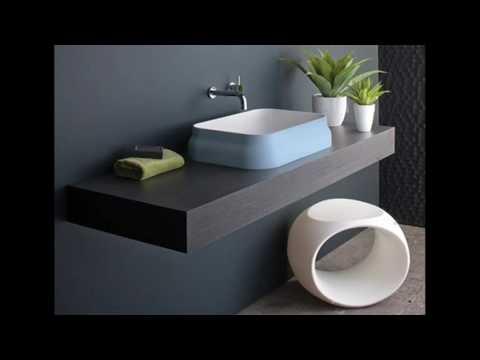 Bathroom washbasin design