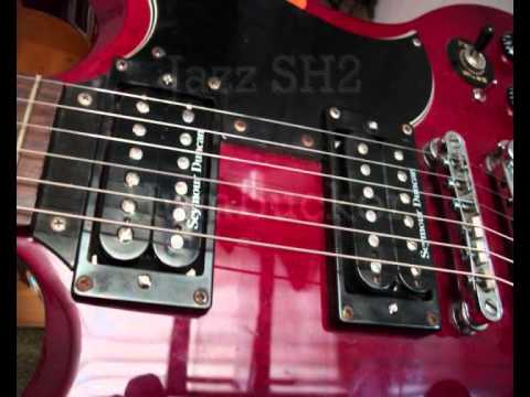 Seymour duncan hot rodded set coil split demo youtube seymour duncan hot rodded set coil split demo cheapraybanclubmaster Choice Image