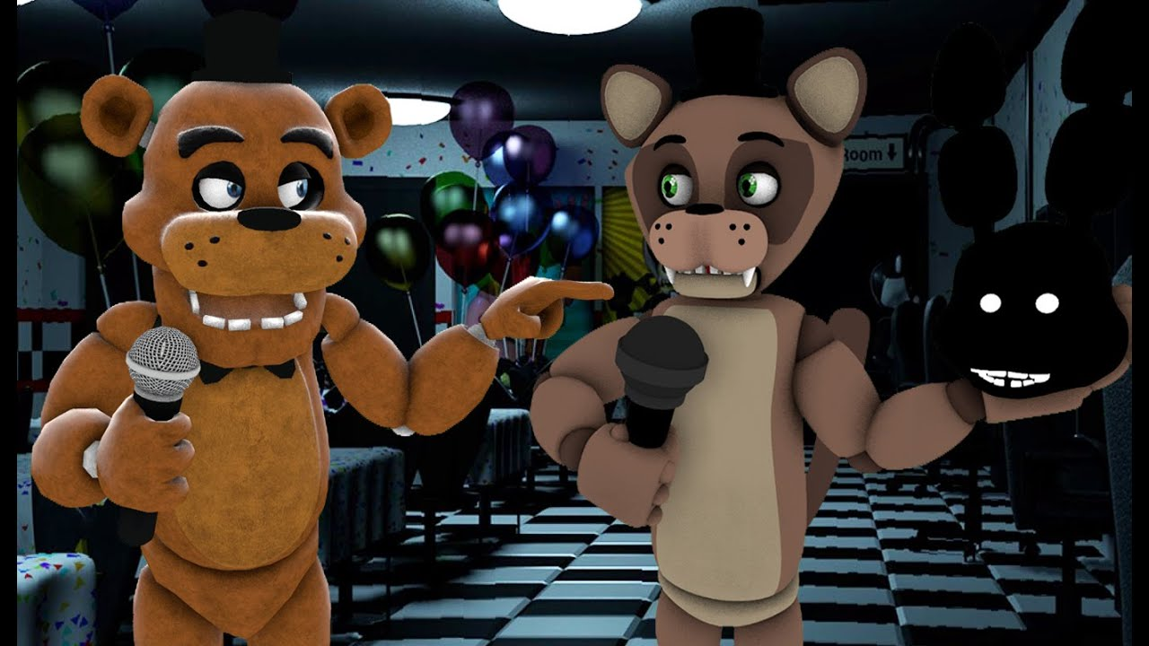 POPGOES (Night 1) || YOU SHOULD PANIC, FAZBEAR! by EthGoesBOOM