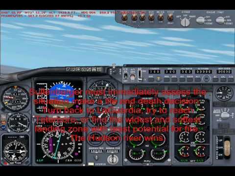us airways flight 1549 simulation dating