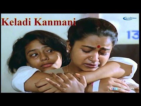 Keladi Kanmani│Tamil Movie 1990 | SP Balasubrahmanyam |  Rad
