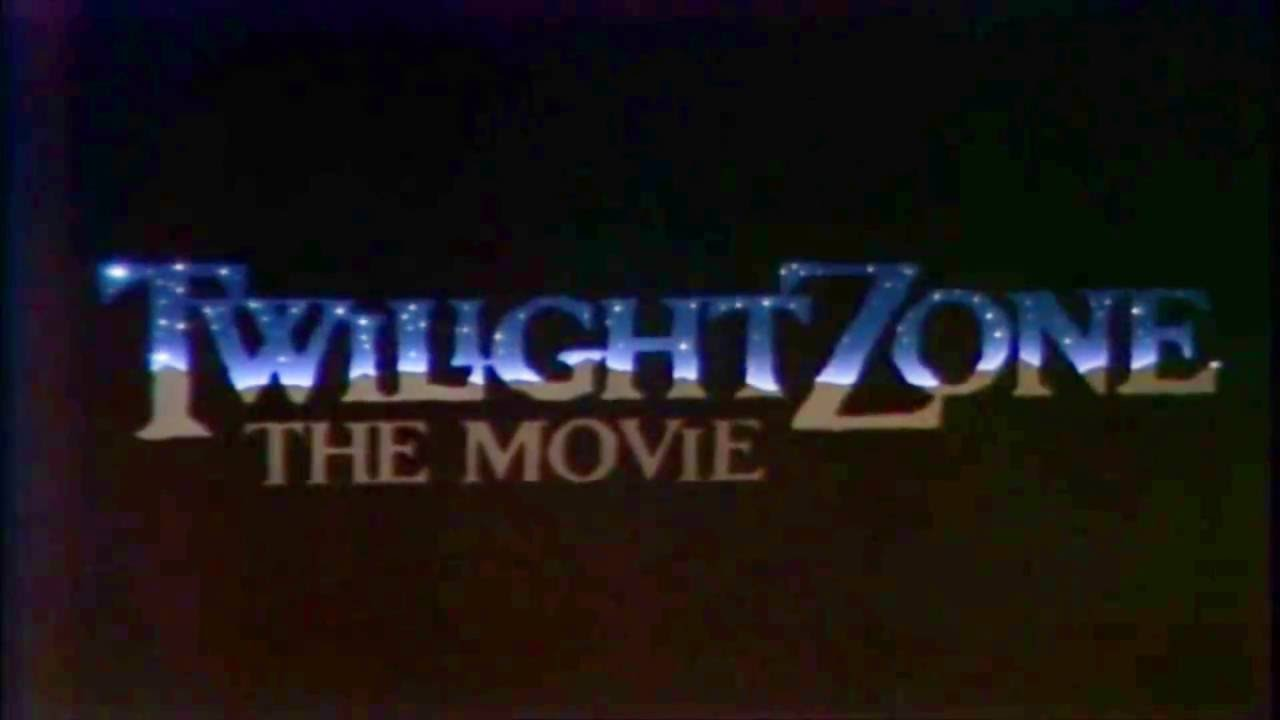 twilight zone the movie 1983 trailer youtube