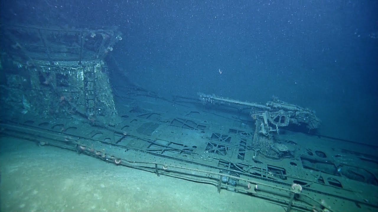 Mystery of the Sunken Nazi Submarines – Documentary