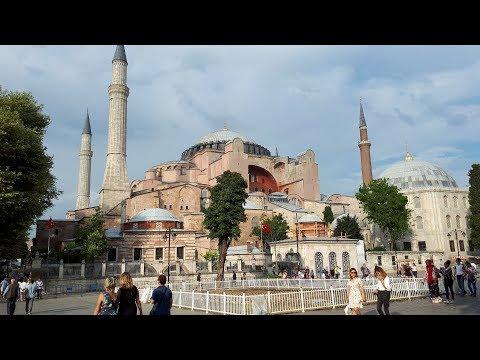 Турция. Стамбул (часть 1)