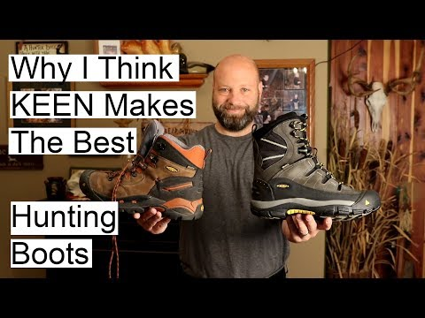 Why I Think KEEN Makes The Best Hunting Boots