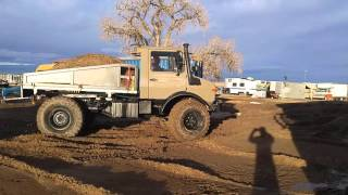 U1250 off road hauling