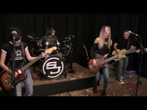"""Rolling Stones - """"Paint It Black"""" Cover by Spinning Jenny"""