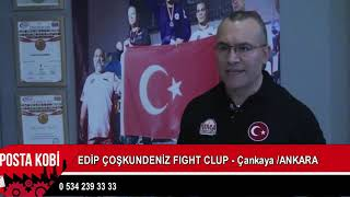 Gambar cover EDİP ÇOŞKUNDENİZ FIGHT CLUB