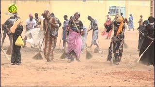 Grande Opération de nettoiement de la ville Sainte de Porokhane