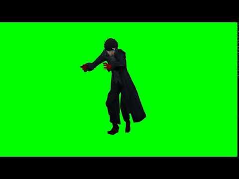 Full Download] Thanos Default Dance Green Screen