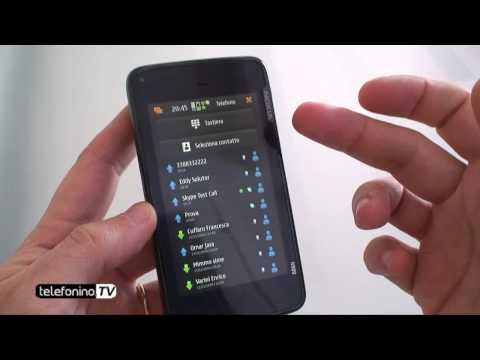 Nokia N900 videoreview da Telefonino.net