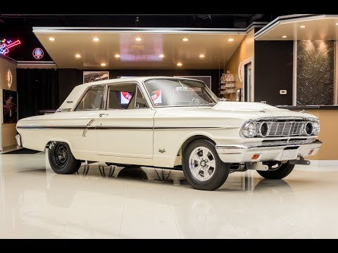 1964 Ford Fairlane | Classic Cars for Sale Michigan: Muscle