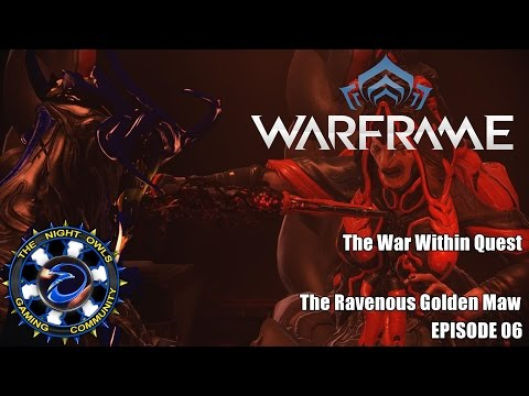 The War Within Quest | The Ravenous Golden Maw Continued | Episode 06 thumbnail
