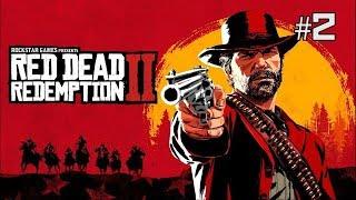 Twitch Livestream | Red Dead Redemption II Part 2 [Xbox One]