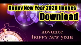 Best 200 Happy New Year 2020 Images Free Download HD wallpaper Photos Greetings Gif Cards