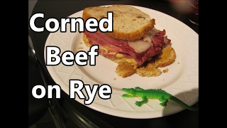 Baked Corned Beef Great for Hash