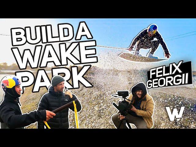 """Streichen, Shooten, Surfen! """"MAUS ODER MOLLY?"""" Vlog#33 Wakepark Fehmarn l FELIX GEORGII"""