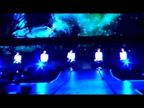 Super Junior SS5 Mexico, Ballad Medley - (Bittersweet, Someday, Memories)