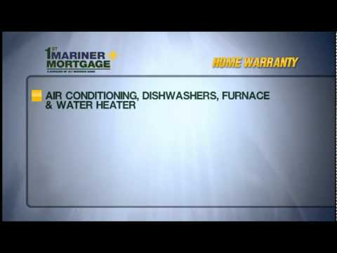 Home Warranties - 1st Mariner Mortgage