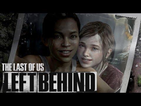 The Last of Us : Left Behind DLC Completa [ PS3 - Dublado Em Português do Brasil ]